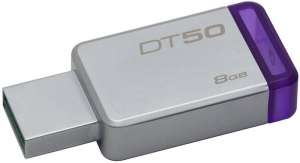 Kingston DataTraveler 50 8GB USB 3.1 DT508GB